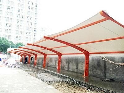 工厂膜结构施工单位,工厂膜结构厂房加工