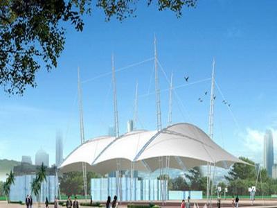 球场看台钢结构加工