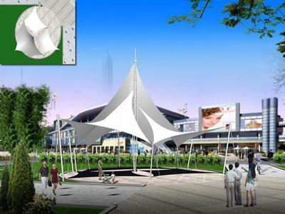 政务中心钢结构安装