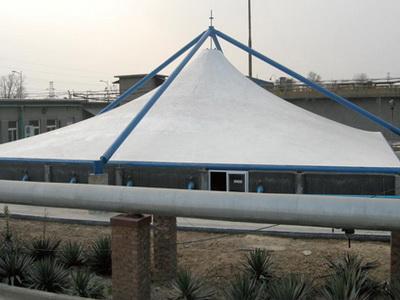 污水池膜结构工程